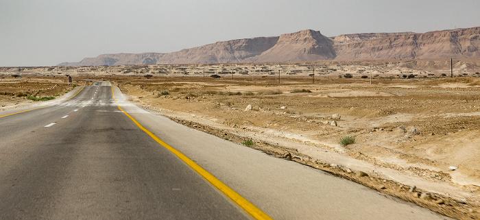 Masada Highway 90 Masada-Tafelberg