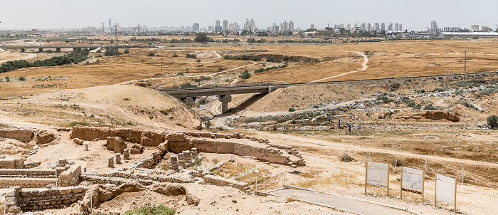 Tel Be'er Sheva Tel Beer Sheva Nationalpark