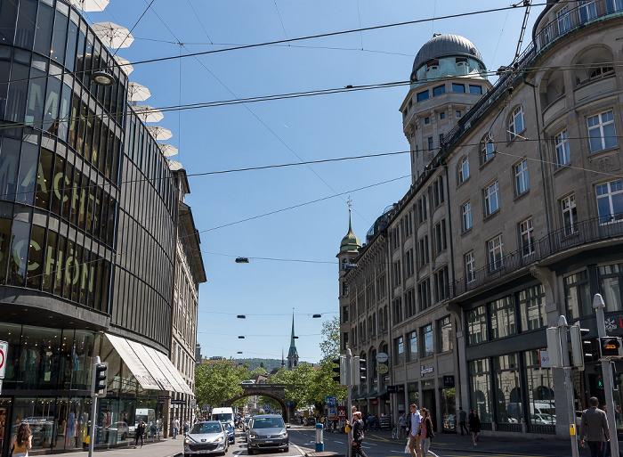 Bahnhofstrasse / Uraniastrasse Zürich