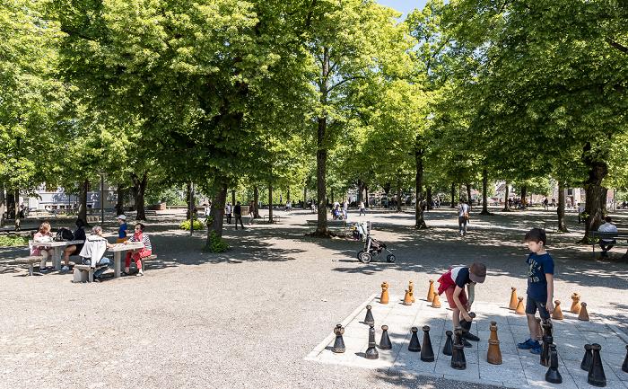 Altstadt: Lindenhof Zürich