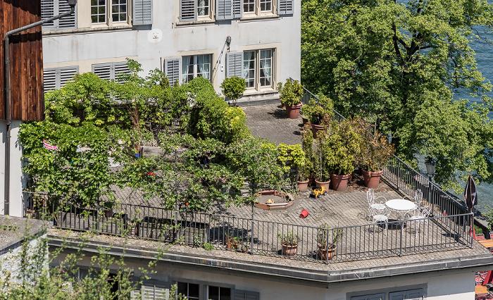 Altstadt - Blick vom Lindenhof Zürich
