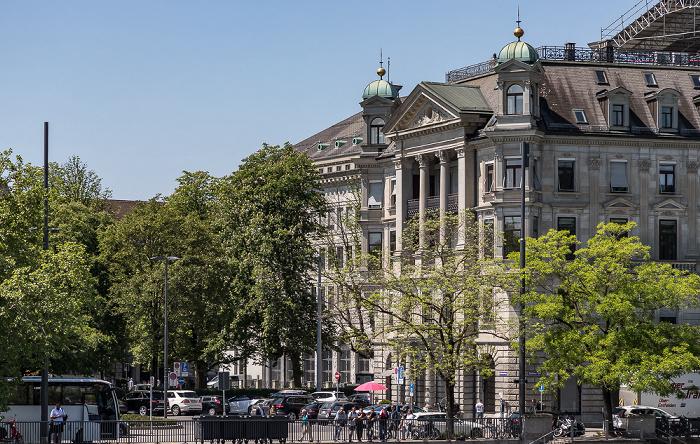 Bürkliplatz Zürich