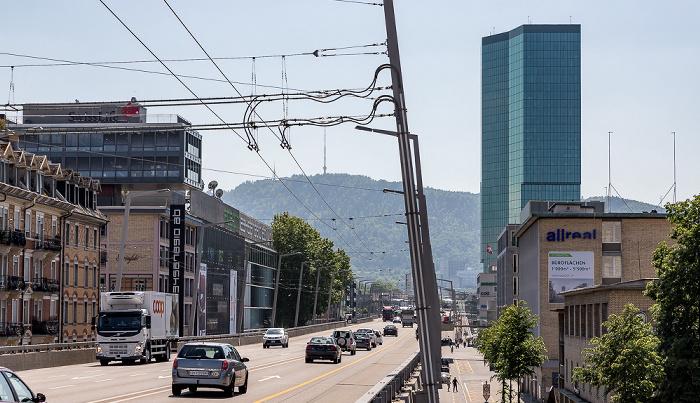 Hardbrücke Zürich