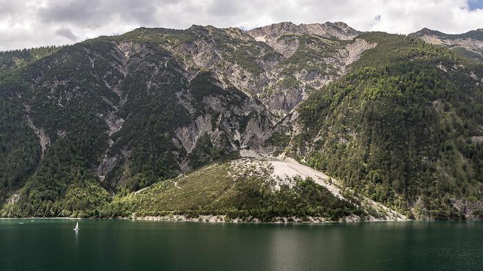 Achensee Karwendel mit Seebergspitze