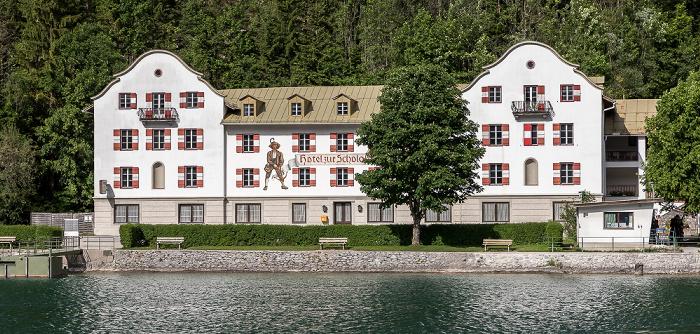 Achensee Achenkirch: Hotel zur Scholastika