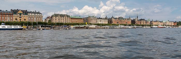 Stockholm Östermalm: Strandvägen