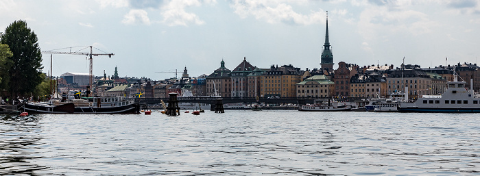 Stockholm Altstadt Gamla stan