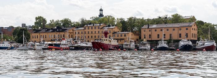 Stockholm Skeppsholmen: Torpeddepartementet