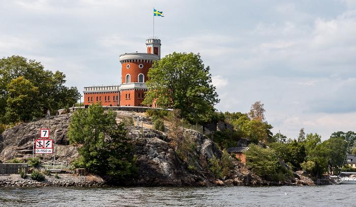 Stockholm Kastellholmen: Kastellet