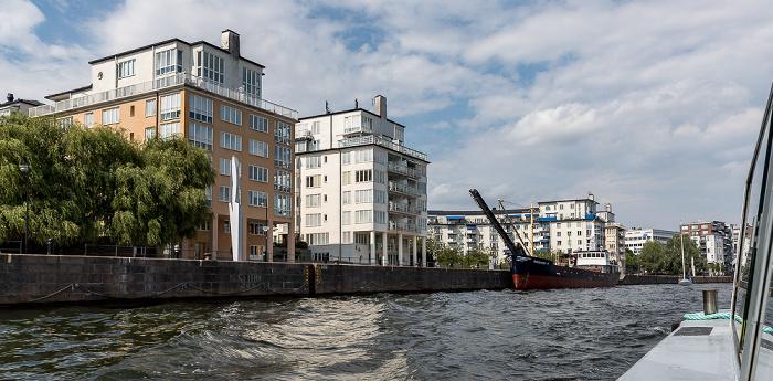 Stockholm Danvikskanalen, Södermalm