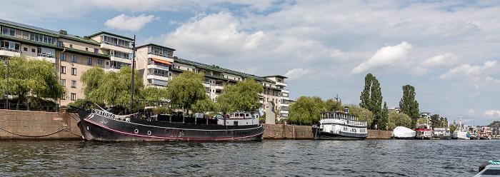 Stockholm Hammarbyleden, Södermalm