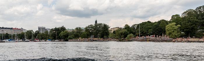 Stockholm Årstaviken (Mälaren), Södermalm
