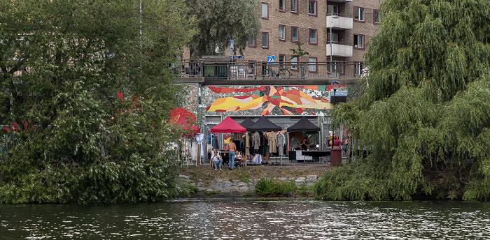 Stockholm Liljeholmsviken (Mälaren), Södermalm
