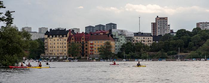 Stockholm Mariebergsfjärden (Mälaren), Gröndal
