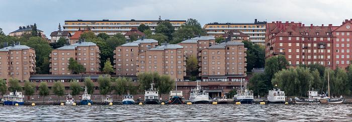 Stockholm Riddarfjärden (Mälaren), Södermalm