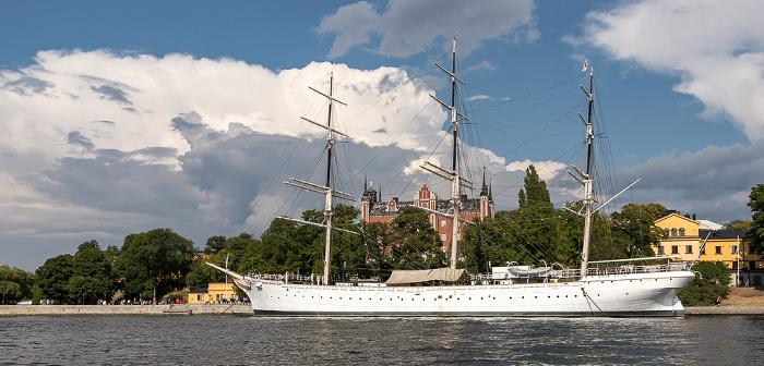 Skeppsholmen: Segelschiff Af Chapman Stockholm 2018