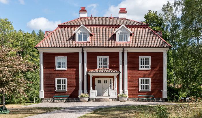 Ängelsberg Hüttenwerk Engelsberg (Engelsbergs bruk): Nya brukskontoret