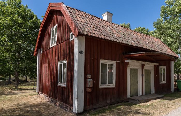 Ängelsberg Hüttenwerk Engelsberg (Engelsbergs bruk): Gamla Brukskontoret