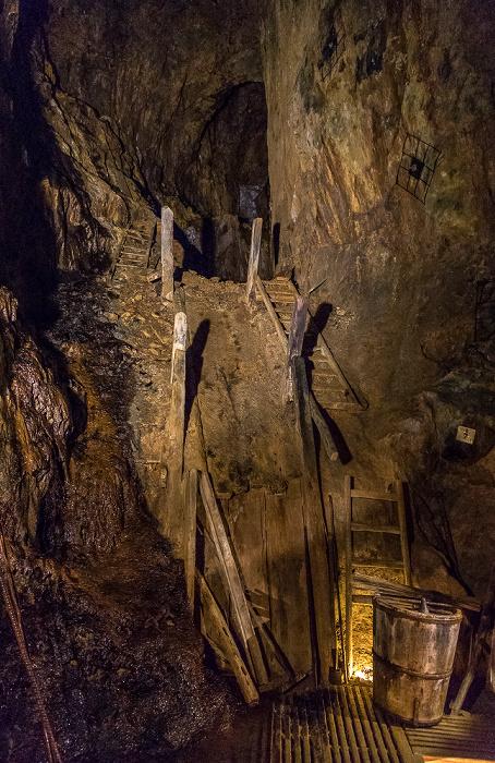 Bergwerk von Falun (Falu koppargruva)
