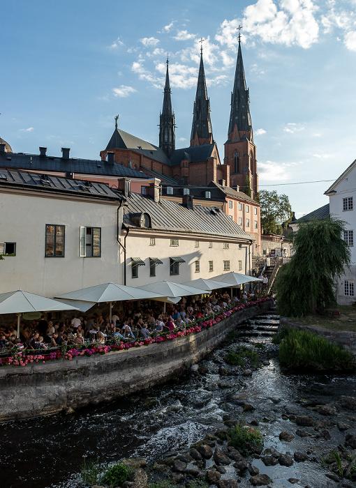 Uppsala Fyrisån Dom St. Erik