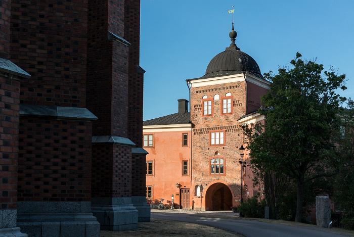 Uppsala Domkyrkoplan: Domtrapphuset Dom St. Erik
