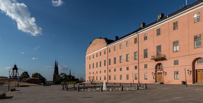 Schloss Uppsala  Dom St. Erik Glocke Gunilla