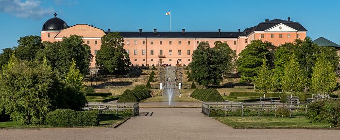 Botanischer Garten, Schloss Uppsala