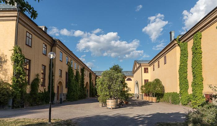 Uppsala Botanischer Garten: Orangerie Linneanum