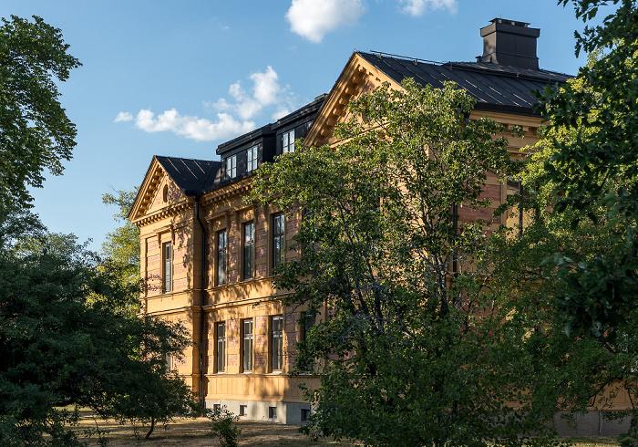 Uppsala Botanischer Garten