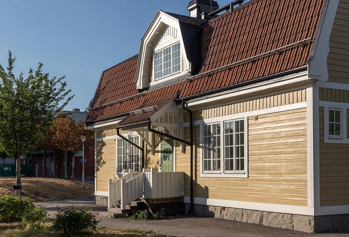 Universität Uppsala: Campus Engelska Parken