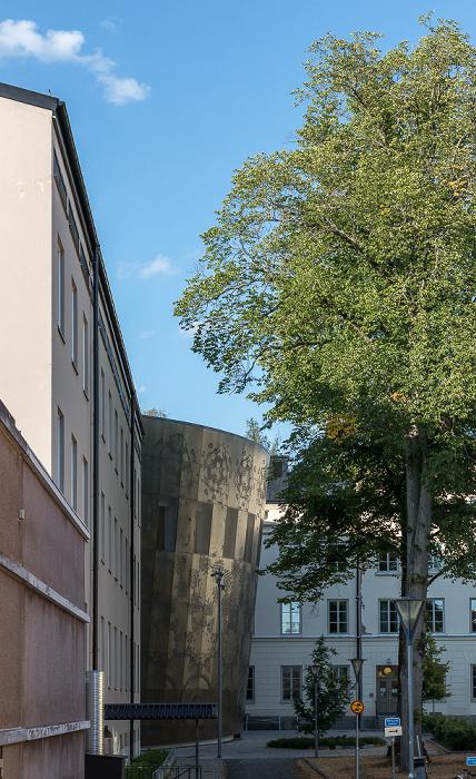 Universität Uppsala: Campus Engelska Parken Humanistiska teatern