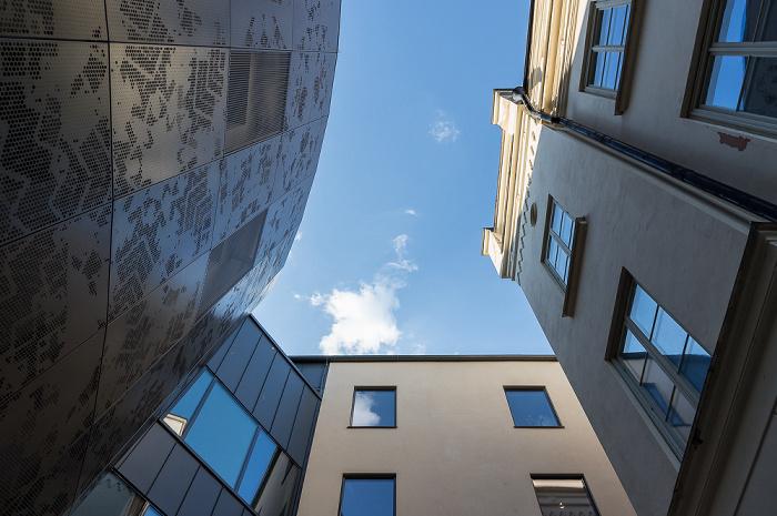 Universität Uppsala: Campus Engelska Parken - Humanistiska teatern