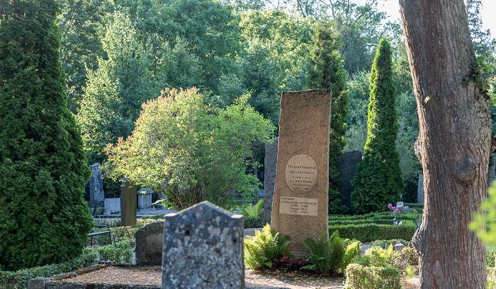 Uppsala gamla kyrkogård