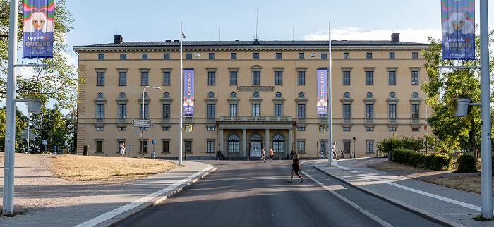 Universität Uppsala: Carolina Rediviva Drottninggatan