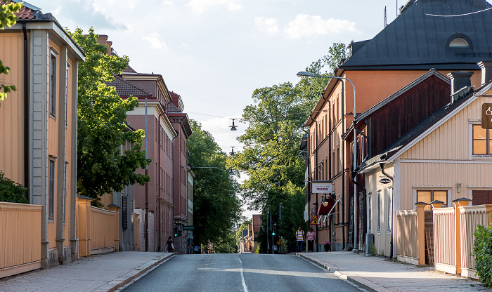 Uppsala Övre Slottsgatan Akademihotellet Uppsala