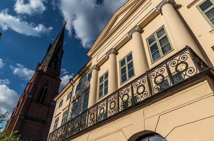 Universität Uppsala: Dekanhuset Dom St. Erik