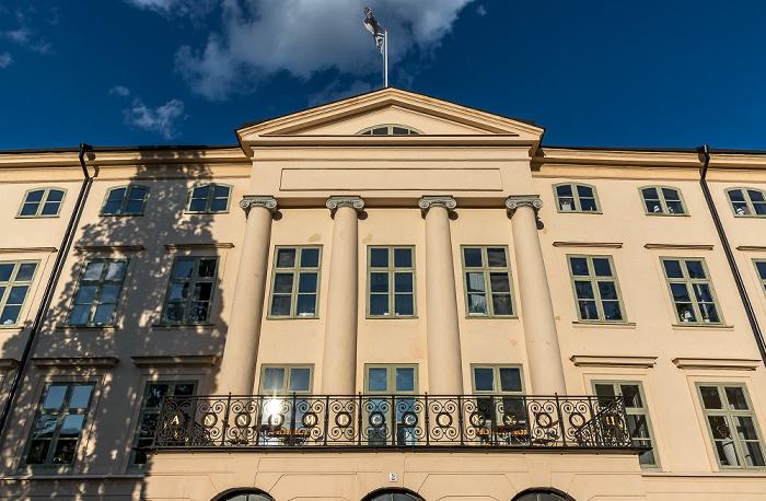 Universität Uppsala: Dekanhuset