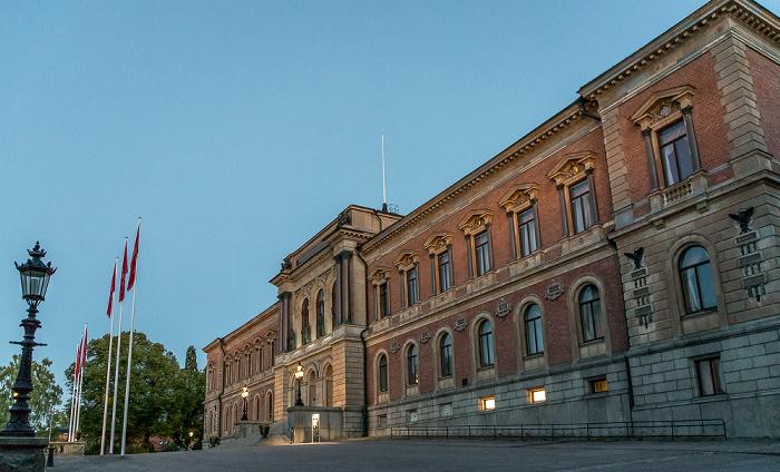 Universität Uppsala: Universitetshuset