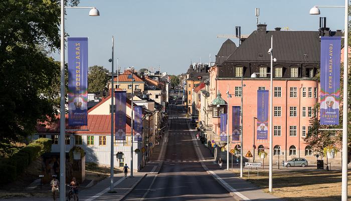 Uppsala Drottninggatan Hantverksföreningens hus