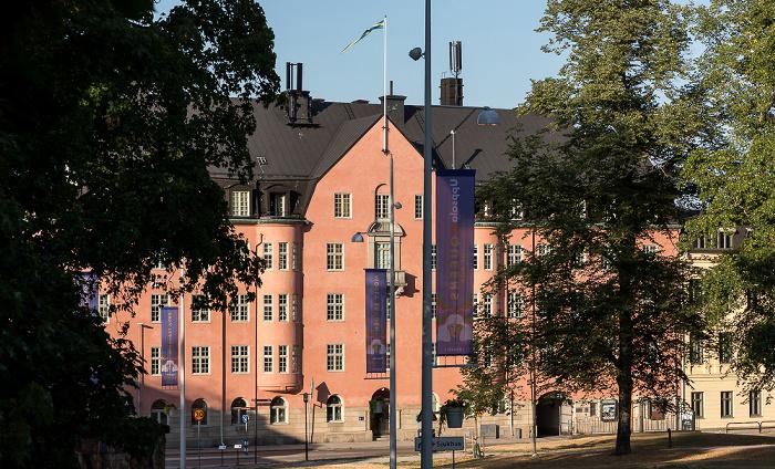 Uppsala Nedre Slottsgatan: Hantverksföreningens hus