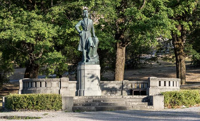 Uppsala Slottsbacken