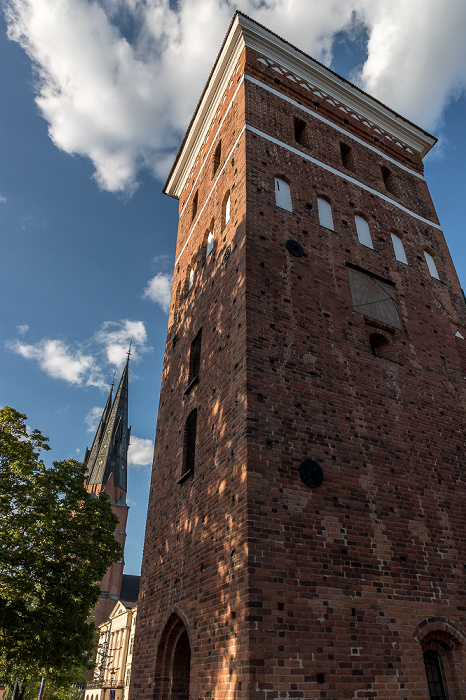 Uppsala Helga Trefaldighets kyrka Dom St. Erik