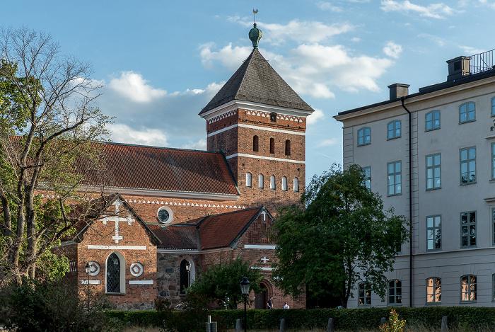 Uppsala Helga Trefaldighets kyrka