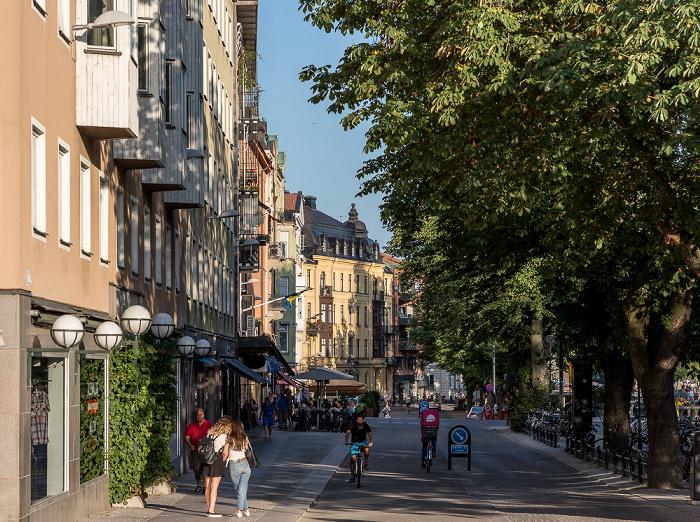 Uppsala Östra Ågatan