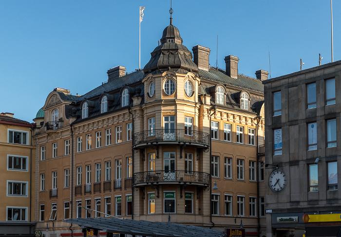 Uppsala Stora torget