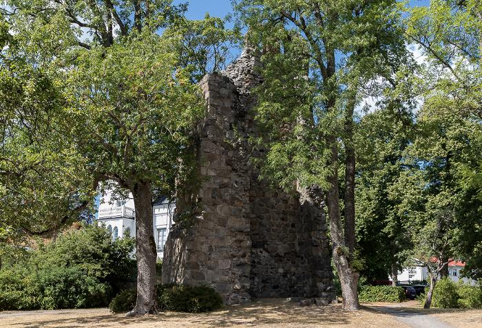 Sigtuna Sankt Lars kyrkoruin