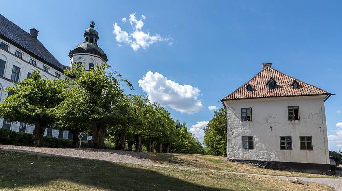 Skokloster Slottsparken: Stenhuset Skoklosters slott