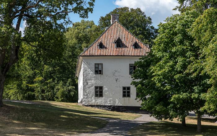 Skokloster Slottsparken: Stenhuset