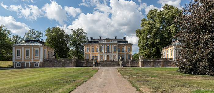 Märsta Steninge slott (Schloss Steninge)