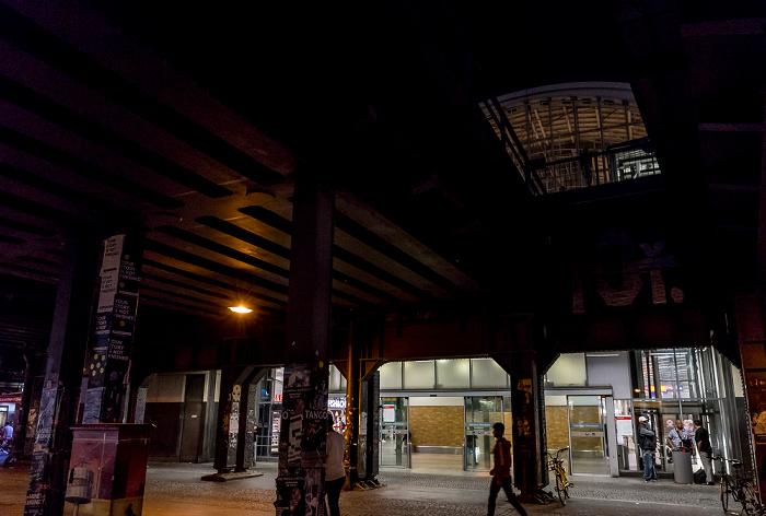Bahnhof Alexanderplatz Berlin 2018